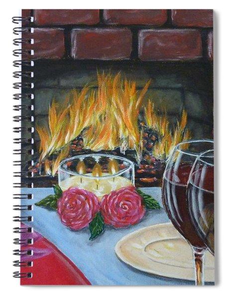 Toxic Romance Spiral Notebook
