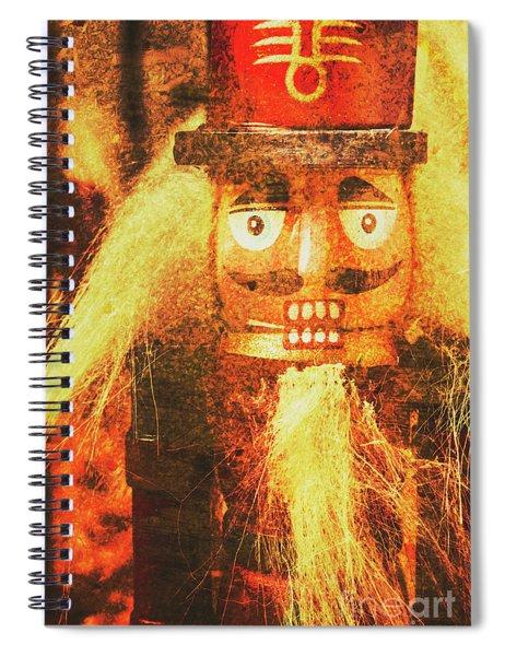 Toy Solider Memories Spiral Notebook