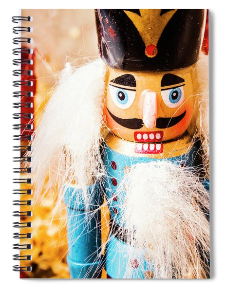 Toys In Play  Spiral Notebook