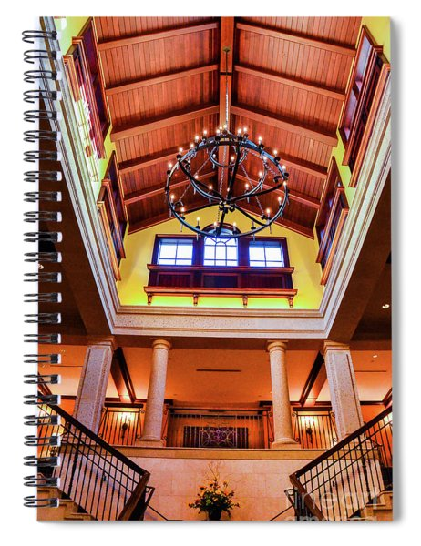 Tpc Clubhouse Spiral Notebook