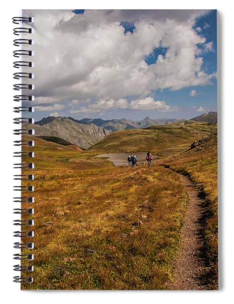 Trail Dancing Spiral Notebook