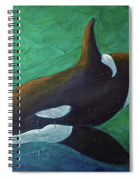 Tranquil Force Spiral Notebook