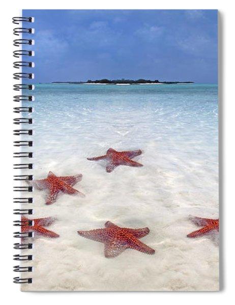 Tranquil Inspiration  Spiral Notebook