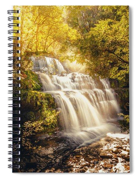 Tranquil Tasmania Spiral Notebook