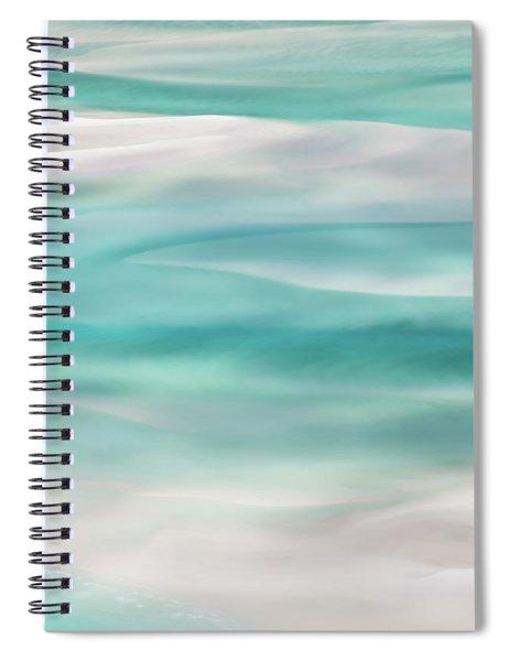 Tranquil Turmoil Spiral Notebook
