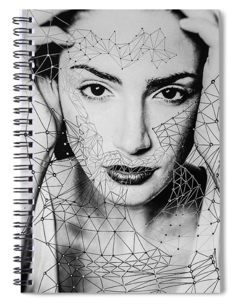 Transgression Of The Self Spiral Notebook