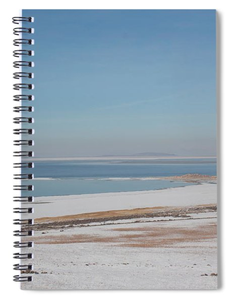 Transition Spiral Notebook by Michael Lucarelli