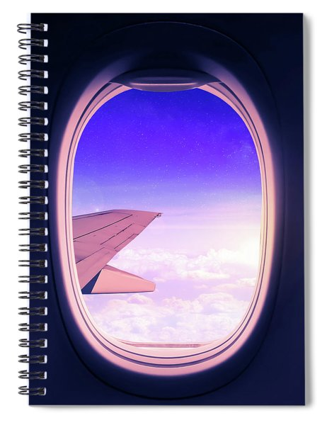 Travel The World Spiral Notebook