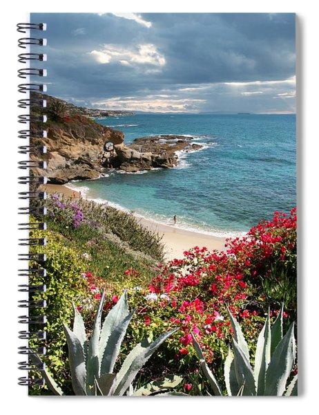 Treasure Island Spiral Notebook