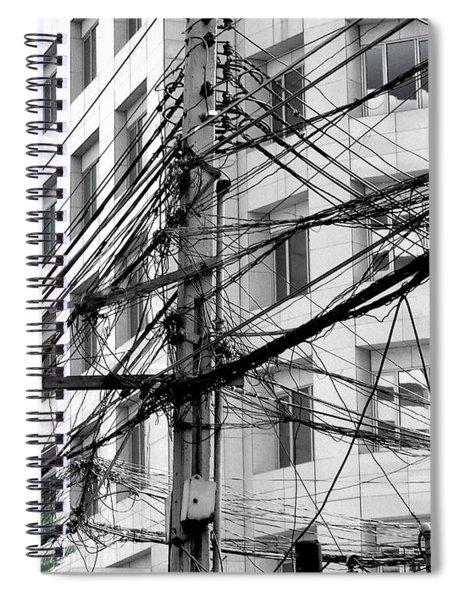 Tree Of Progress Spiral Notebook