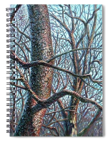 Tree Study Spiral Notebook