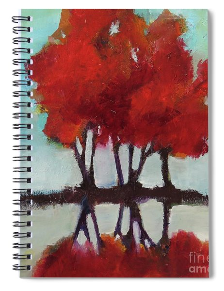 Trees For Alice Spiral Notebook