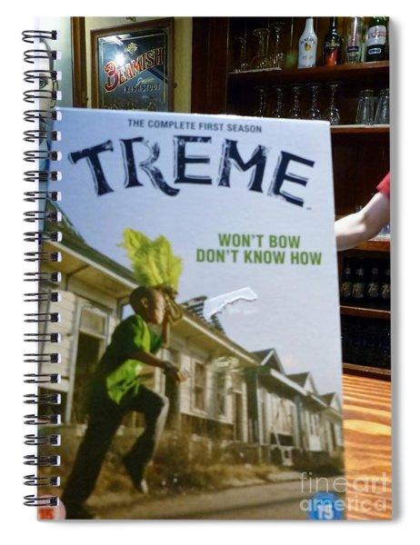 Irishman's Gift Spiral Notebook