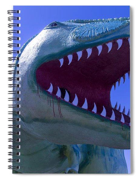 Trex Dinosaur Spiral Notebook