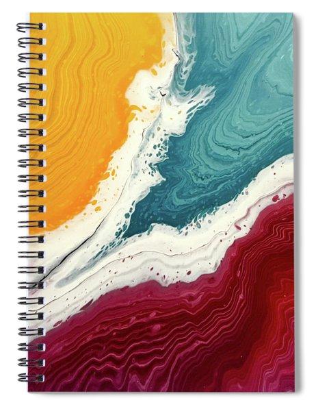 Triad 1 Spiral Notebook