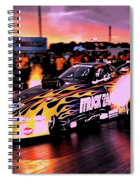 Trick Tank - Bob Gilbertson Spiral Notebook