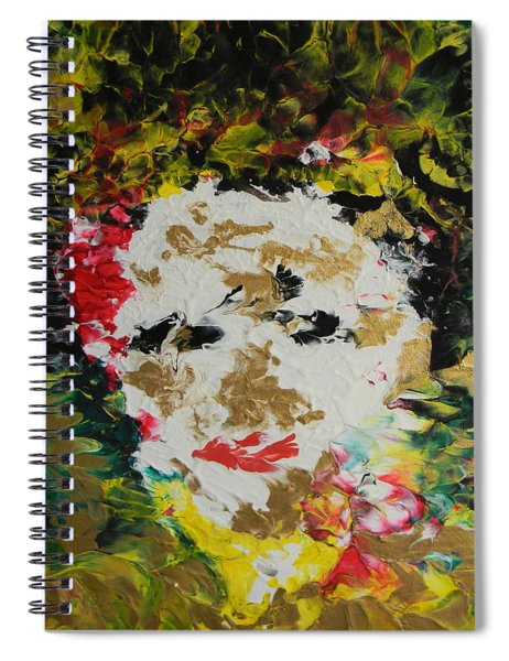 Trinity Panel One Spiral Notebook