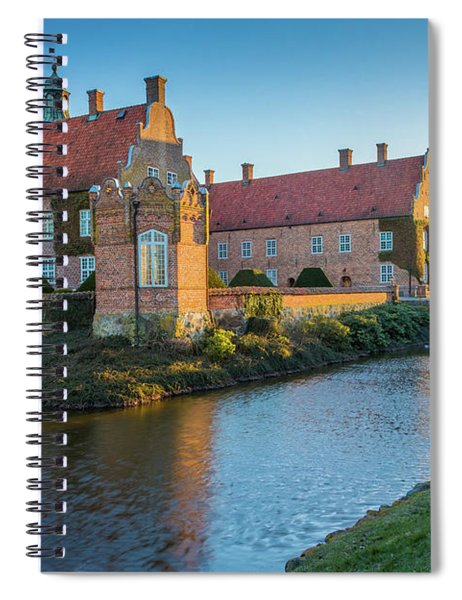 Trolle-ljungby Castle Spiral Notebook