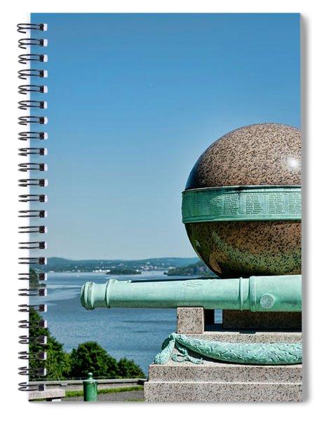 Trophy Point Spiral Notebook