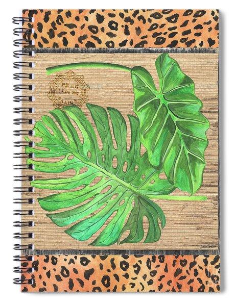 Tropical Palms 2 Spiral Notebook