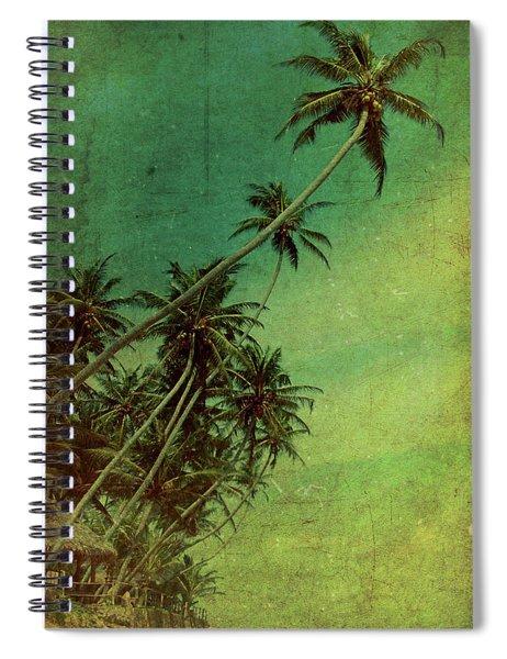 Tropical Vestige Spiral Notebook