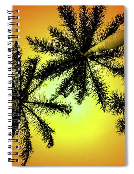 Tropical Vibrance Spiral Notebook