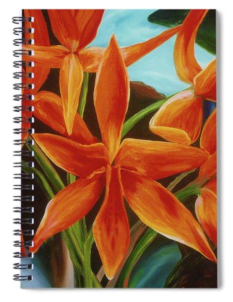 Tropicana Spiral Notebook