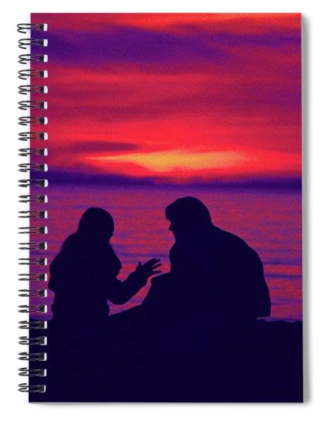True Confessions Spiral Notebook