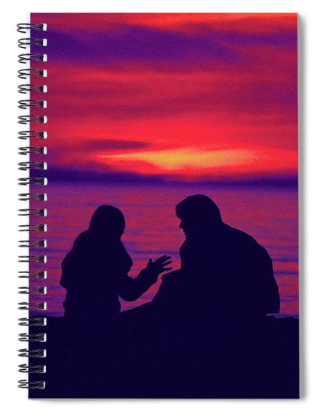 True Confessions Spiral Notebook
