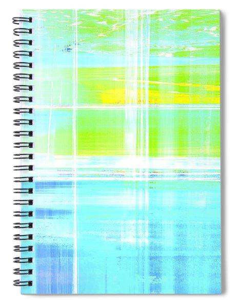 True Three Spiral Notebook
