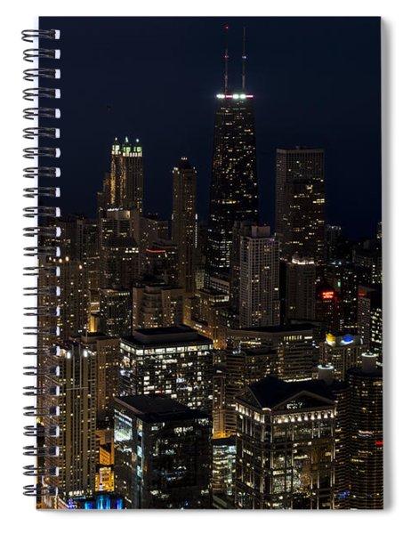 Trump Hotel Spiral Notebook