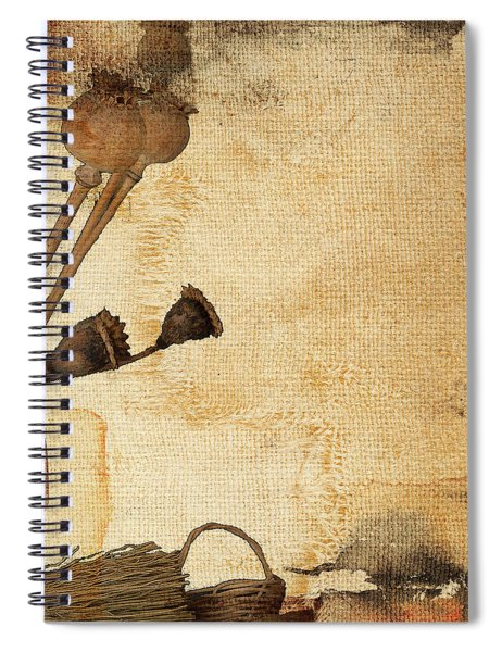 Truth In Raw Simplicity I Spiral Notebook