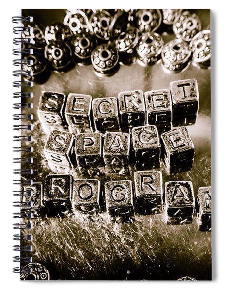 Truth Is Stranger Than Fiction Spiral Notebook