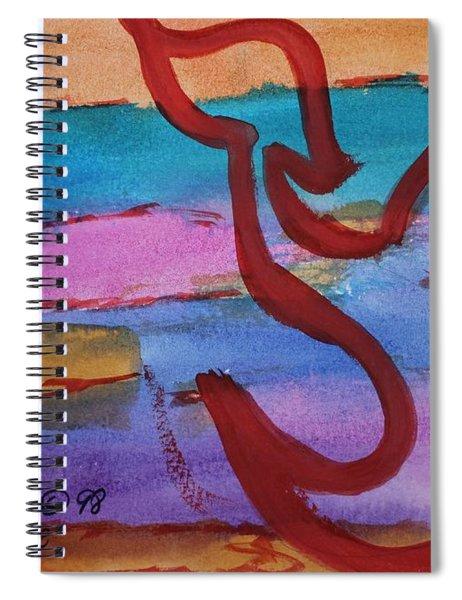 Tsade Spiral Notebook