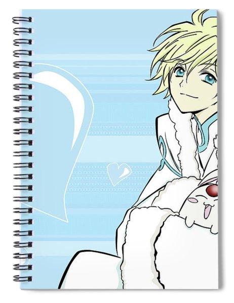 Tsubasa Reservoir Chronicle Spiral Notebook