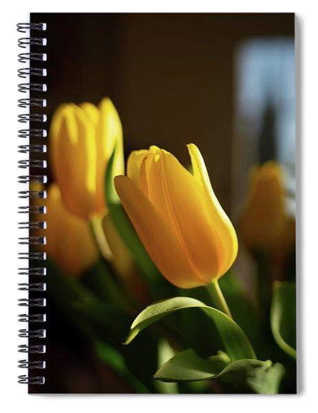 Tu Lips Too Spiral Notebook