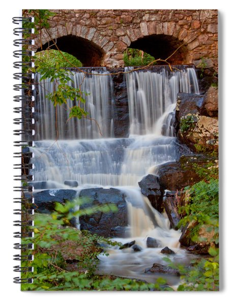 Tucked Away Spiral Notebook