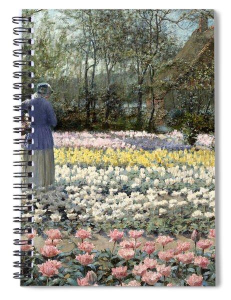Tulip Culture Spiral Notebook