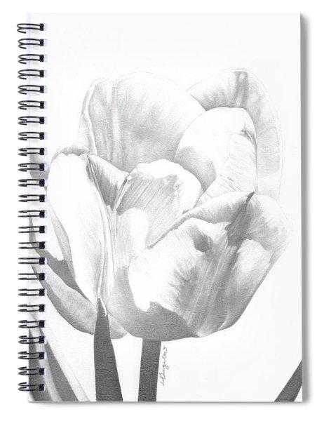 Tulips No. 1 Spiral Notebook