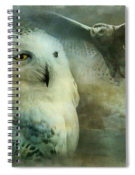 Tundra Traveler 2015 Spiral Notebook