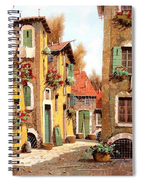 Tuorlo Spiral Notebook