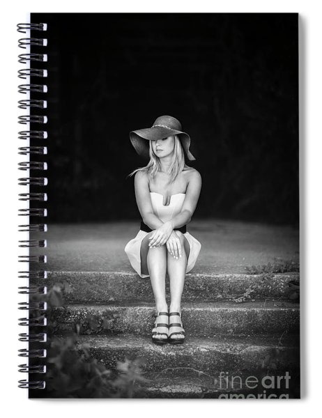 Turn Back Time Spiral Notebook