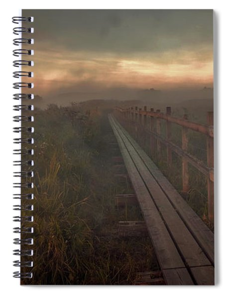 Turn To Infinity #g6 Spiral Notebook
