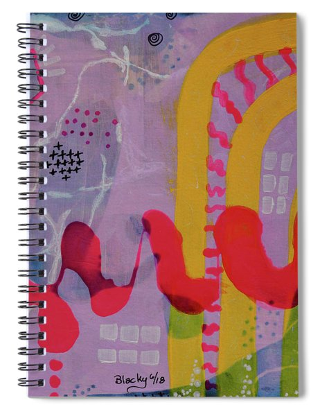 Turn Up The Heat Spiral Notebook