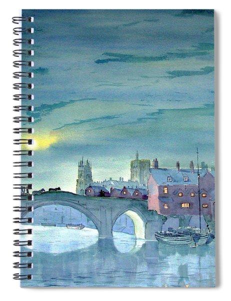 Turner's York Spiral Notebook