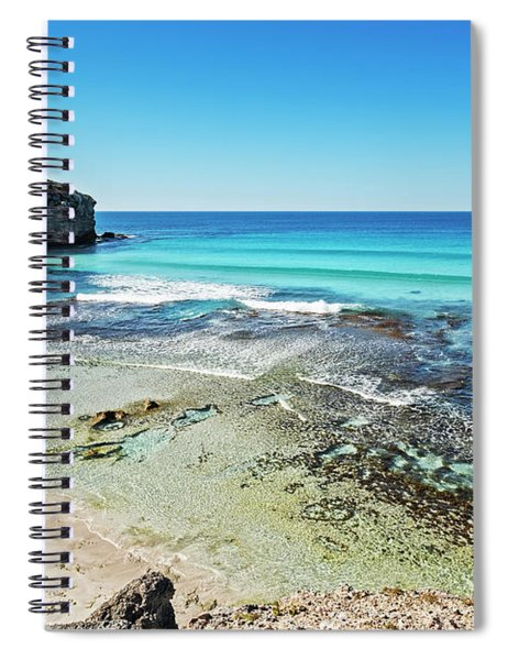 Turquoise Paradise Spiral Notebook