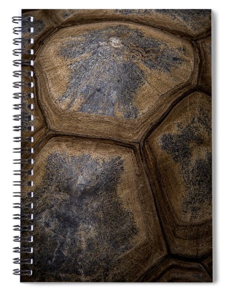 Turtle Shell Spiral Notebook