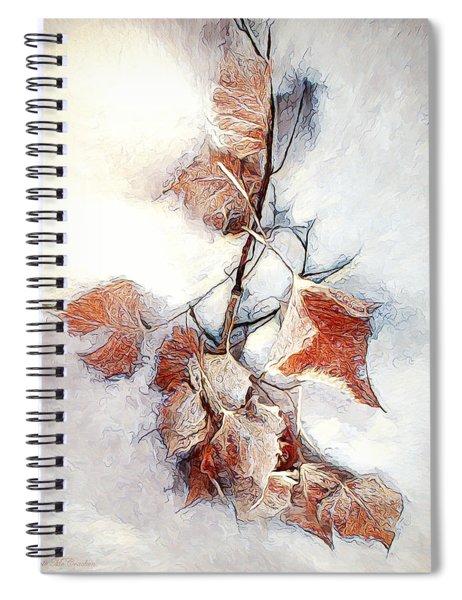 Twigged Spiral Notebook