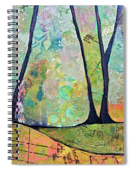 Twilight I Spiral Notebook
