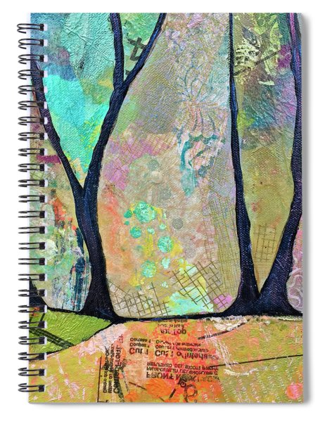 Twilight II Spiral Notebook